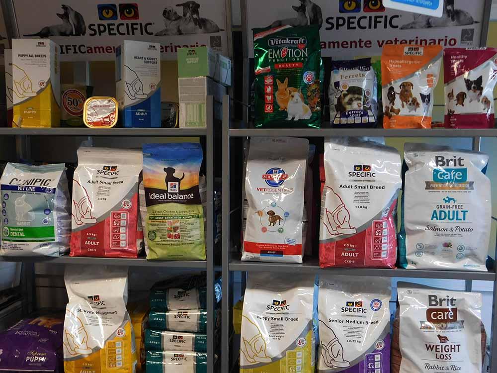Hochwertige Ernährung und Diäten für Ihr Haustier
