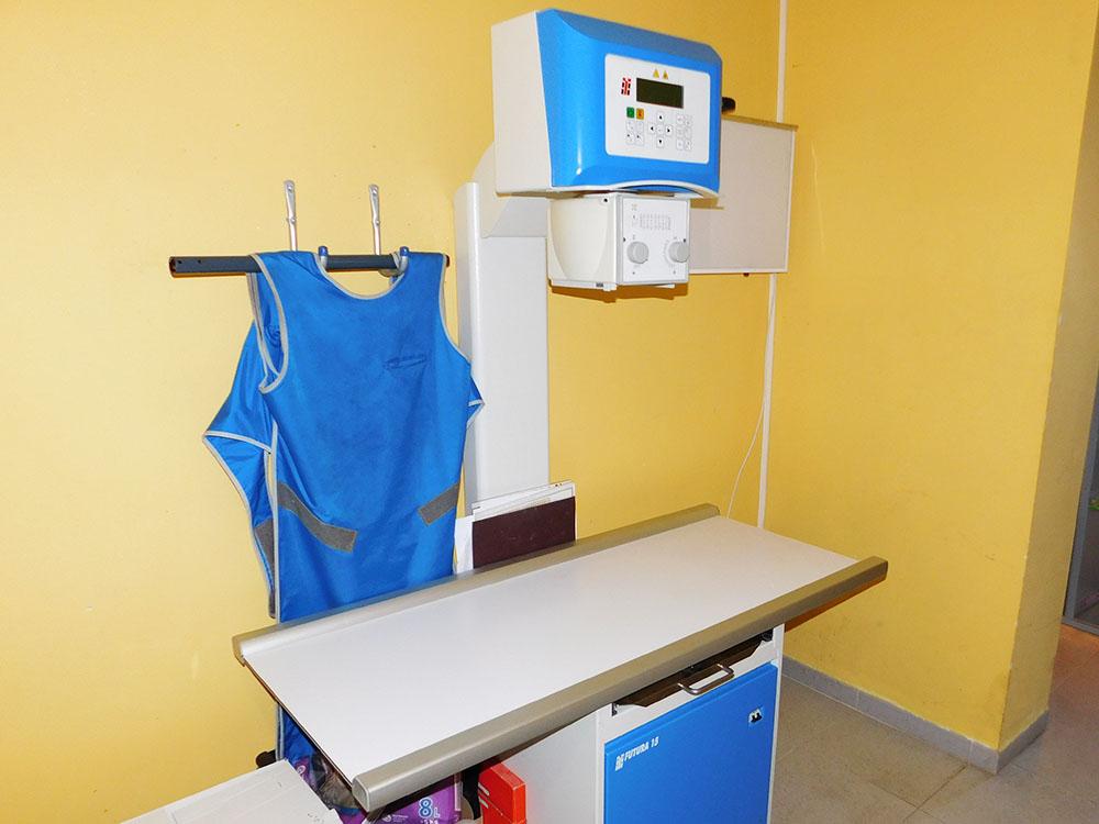 Ausrüstung - Tierklinik El Molinar